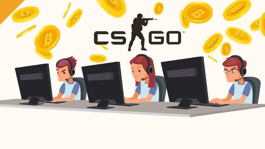 Zebedee umożliwia zarabianie BTC w grze Counter-Strike Global Offensive