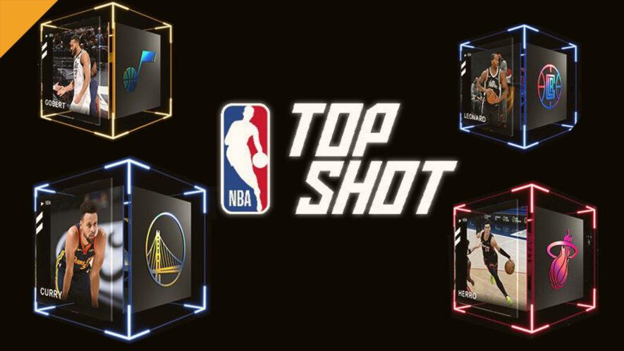 NBA Top Shot sprzedało NFT za łącznie 230 milionów dolarów
