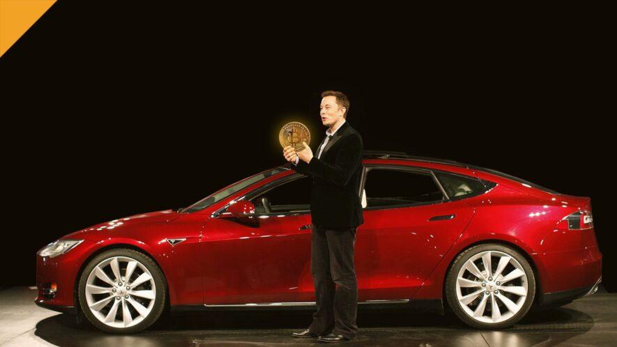 Tesla zaczęła sprzedawać swoje samochody za BTC