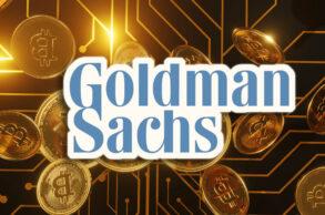 Goldman Sachs poinformował, że 40% jego klientów ma już ekspozycję na kryptowaluty