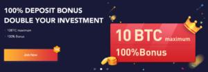 Depozytowy bonus od Bexplus