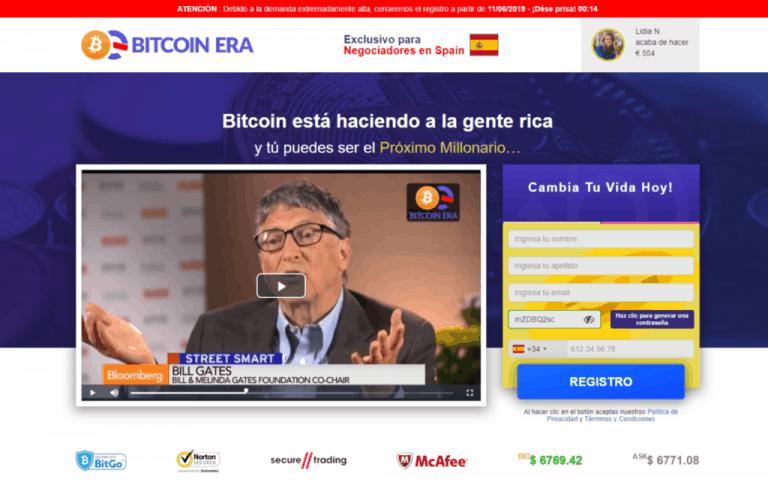 bitcoin era to oszustwo