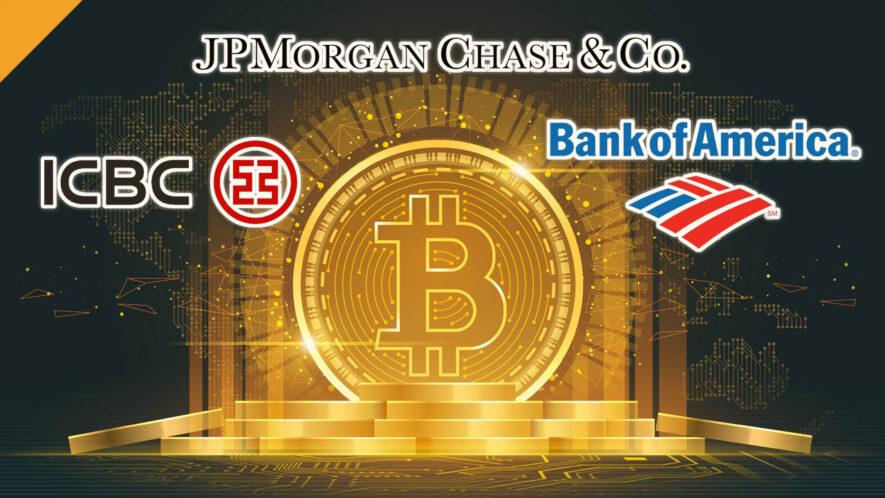 Bitcoin jest wart więcej niż 3 największe banki na świecie