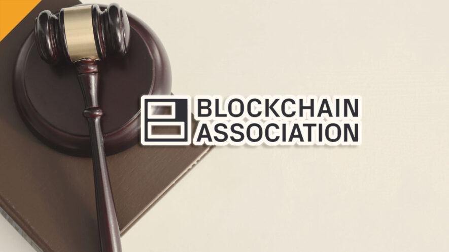 Blockchain Association lobbuje w sprawie regulacji kryptowalutowych