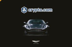 Crypto.com sponsorem teamu F1 Aston Martin