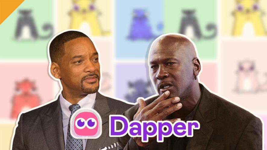 Do inwestorów w Dapper Labs przyłączyli się Michael Jordan i Will Smith
