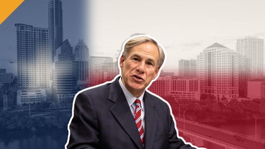 Gubernator Teksasu wspiera powszechną akceptację kryptowalut