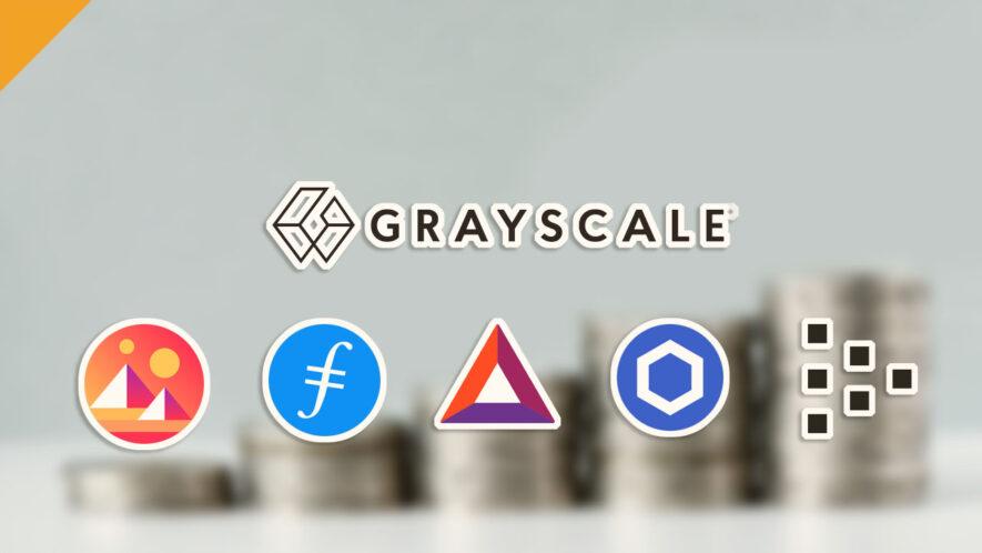 Grayscale dodaje 5 nowych funduszy inwestycyjnych