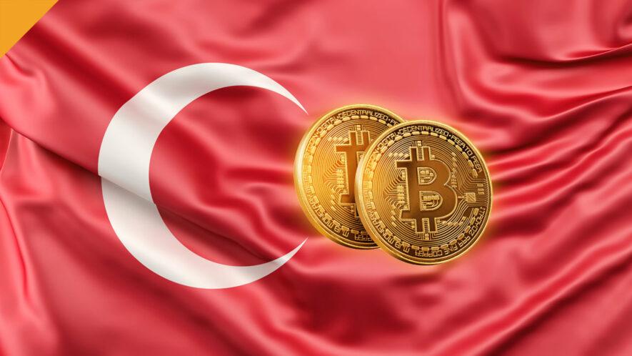 Kryzys walutowy w Turcji napędza zainteresowanie bitcoinem