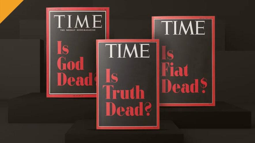 Magazyn TIME wystawił na sprzedaż okładki w formie NFT
