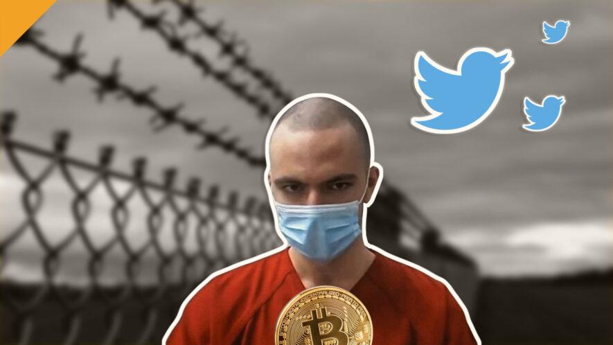 Nastolatek stojący za oszustwem BTC na Twitterze skazany na 3 lata więzienia