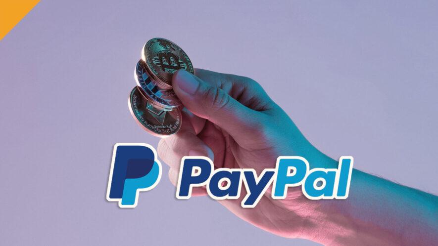 PayPal uruchamia płatności kryptowalutowe u 29 milionów sprzedawców