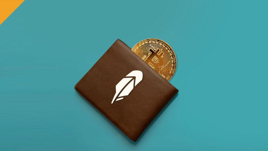 Robinhood planuje dodanie usługę portfela kryptowalutowego