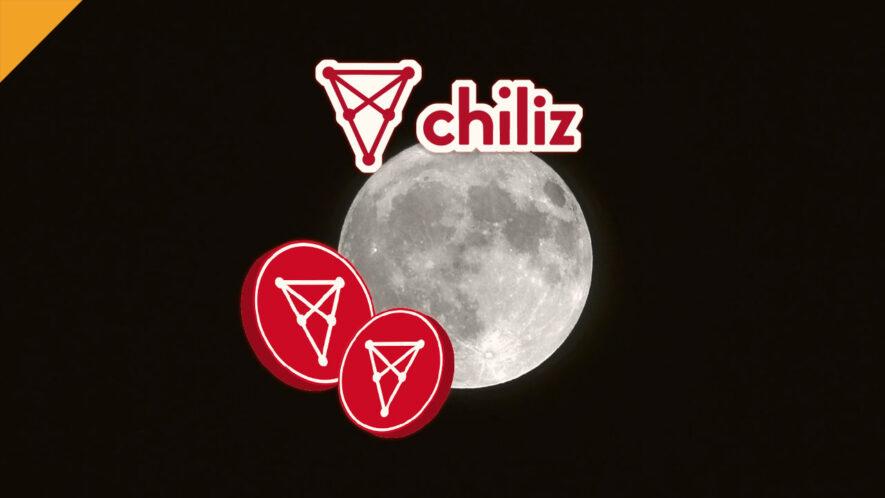 Kapitalizacja rynkowa Chiliz (CHZ) rośnie do prawie 1,5 mld USD