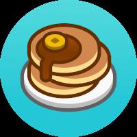 token cake