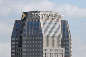 BNY Mellon na Wall Street