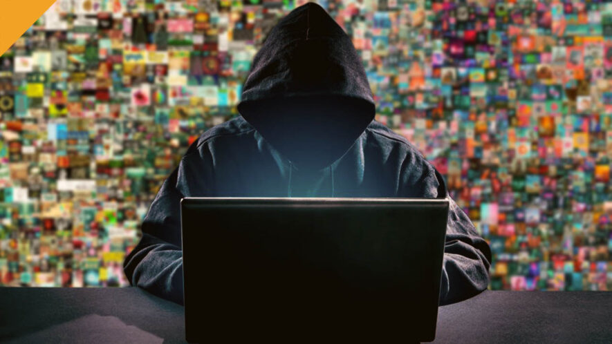 Haker sfałszował NFT Bepple'a wart 69 mln USD