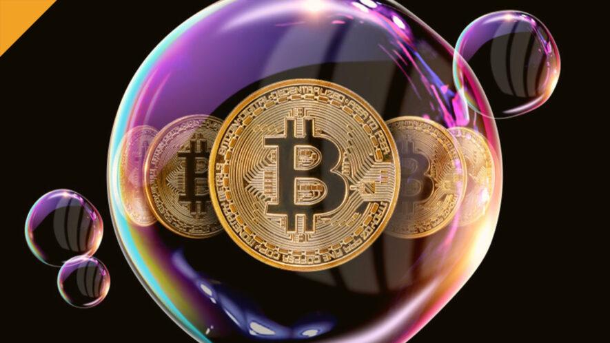 Trzy czwarte profesjonalnych inwestorów uważa bitcoina za bańkę