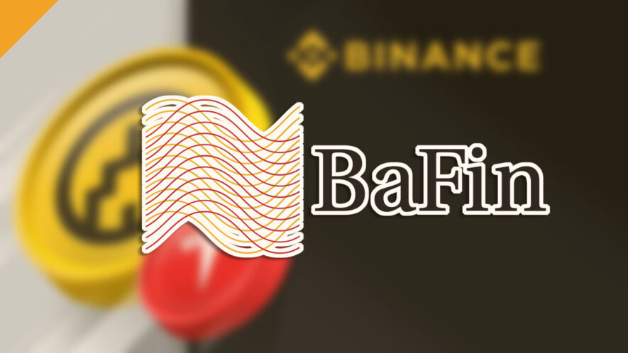 BaFin przygląda się tokenom giełdowym od Binance