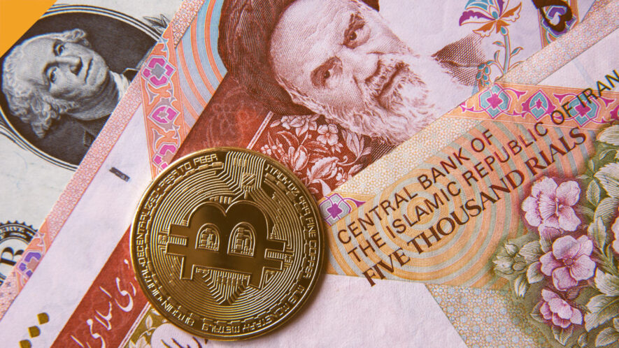 iran zezwala bankom i kantorom na płatności w kryptowalutach za import