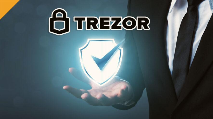 Twórcy portfela sprzętowego Trezor przypomnieli o jego wysokim standardzie bezpieczeństwa