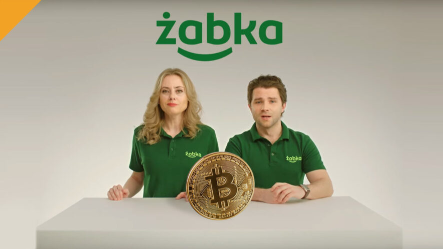 Sieć sklepów spożywczych Żabka akceptuje płatności Bitcoinami - Prima Aprilis 2021