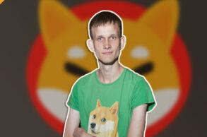 Naśladowca Dogecoin przynosi 8 mld USD zysku założycielowi Ethereum