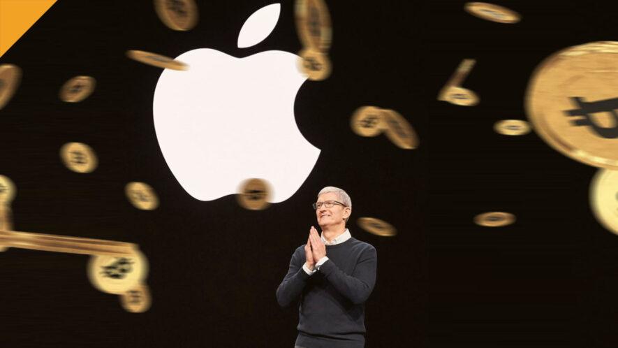 Czy Apple otwiera się na krypowaluty?