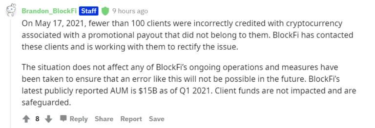 blockfi oswiadczenie