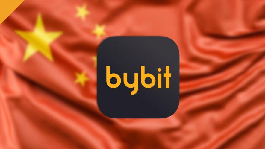 Giełda Bybit zamknie wszystkie chińskie konta