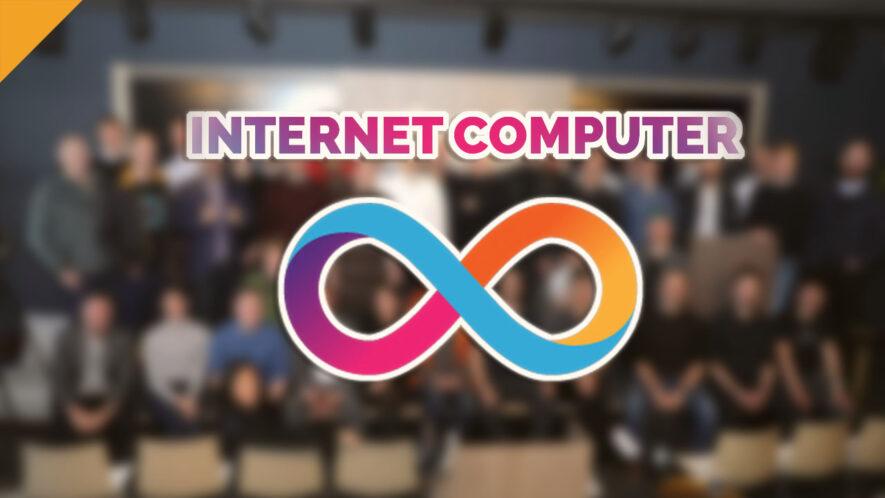 Kryptowaluta Internet Computer (ICP) wskakuje na 8 miejsce największych kryptowalut zaraz po debiucie