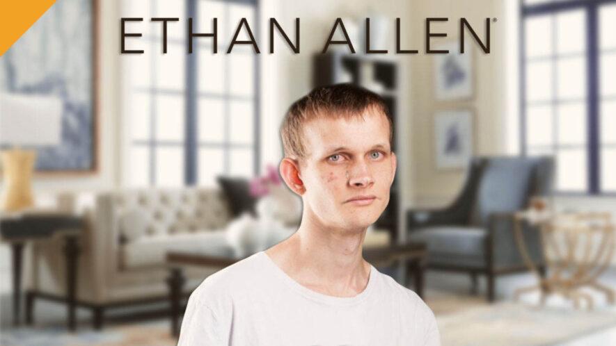inwestorzy mylą ethereum z akcjami spółki ethan allen