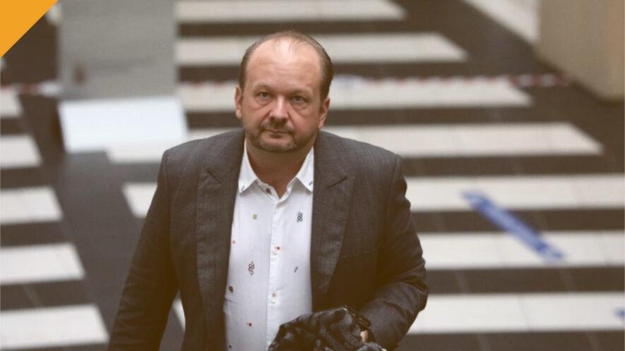 zatrzymano franka schneidera zaangażowanego w oszustwo OneCoin - źródło grafiki tageblatt.lu