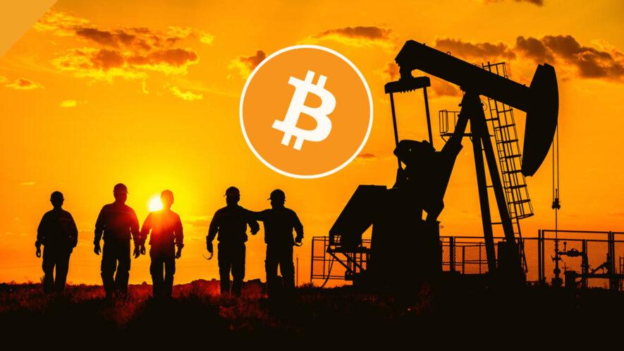Sojusz ropy i kryptowalut wzmocni wydobywców BTC