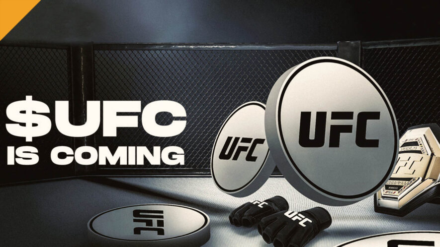 Chiliz uruchamia token dla fanów UFC