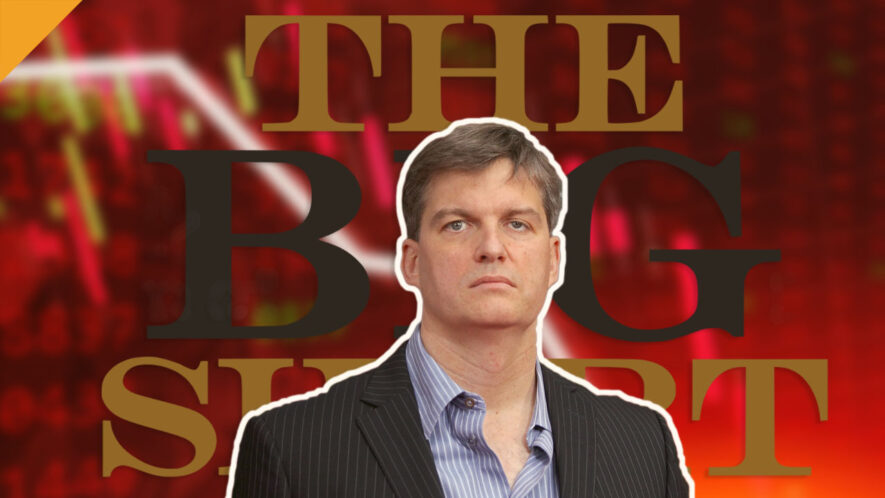 Michael Burry z Big Short przestrzega przed wielkim krachem