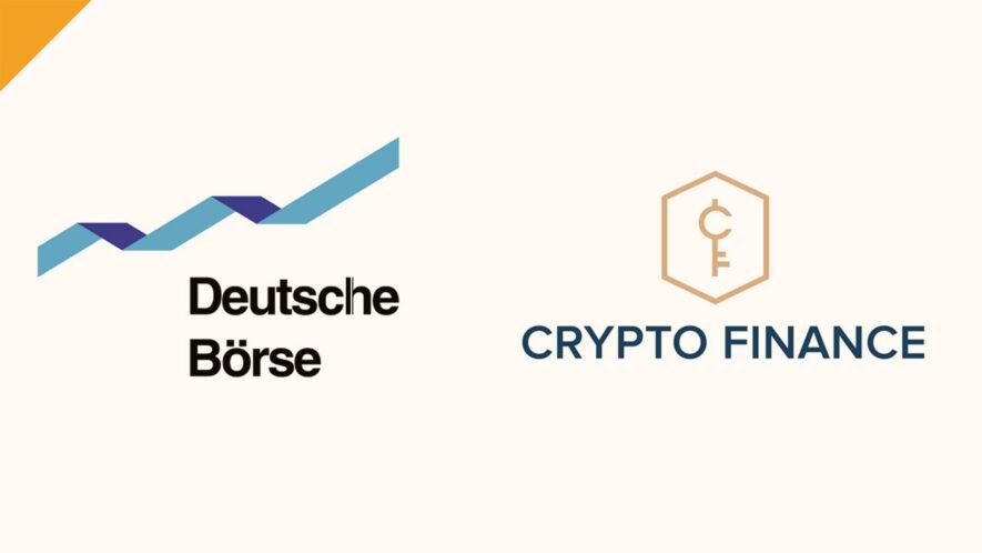 Deutsche Börse Group przejmuje większość udziałów w Crypto Finance AG