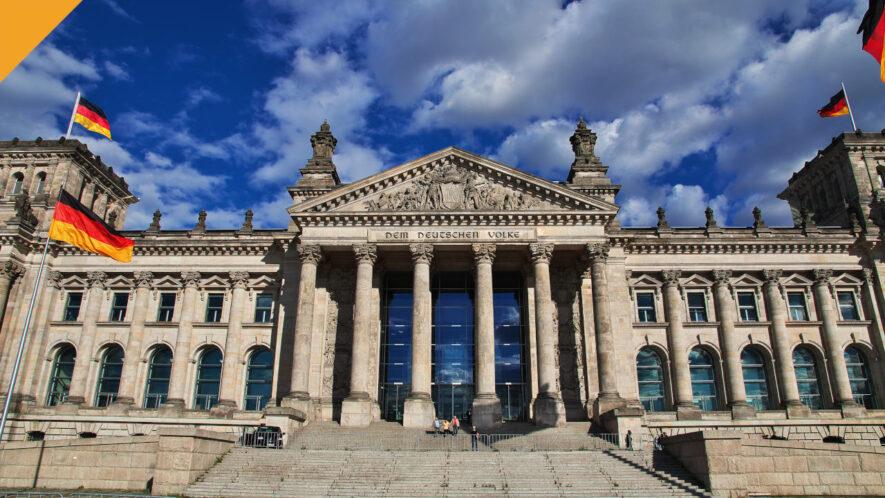 niemieckie fundusze specjalne otrzymują pozwolenie na kupowanie kryptowalut