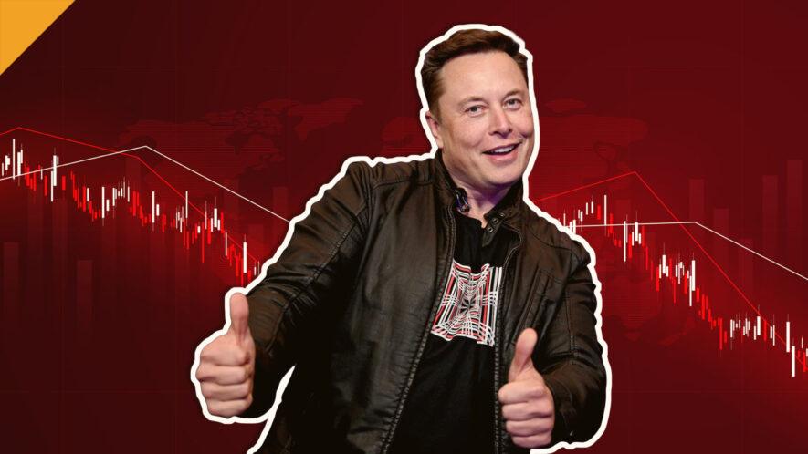 Elon Musk ponownie wpływa na rynek kryptowalut