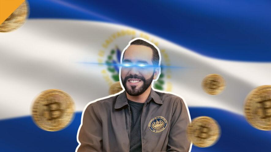 Bitcoin prawnym środkiem płatniczym w Salwadorze