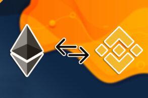 Transakcje Binance Smart Chain - Ethereum?