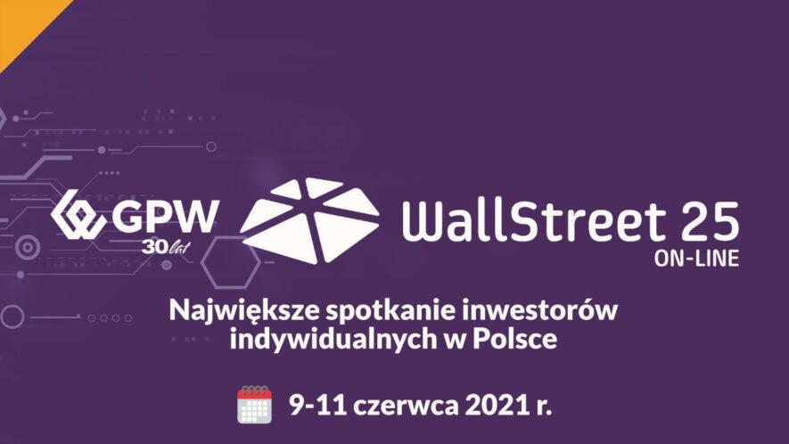 WallStreet 25 konferencja gpw - największe spotkanie inwestorów indywidualnych w polsce