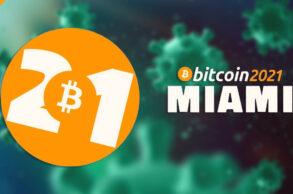 """Bitcoin 2021 w Miami """"gorącym punktem Covid"""""""