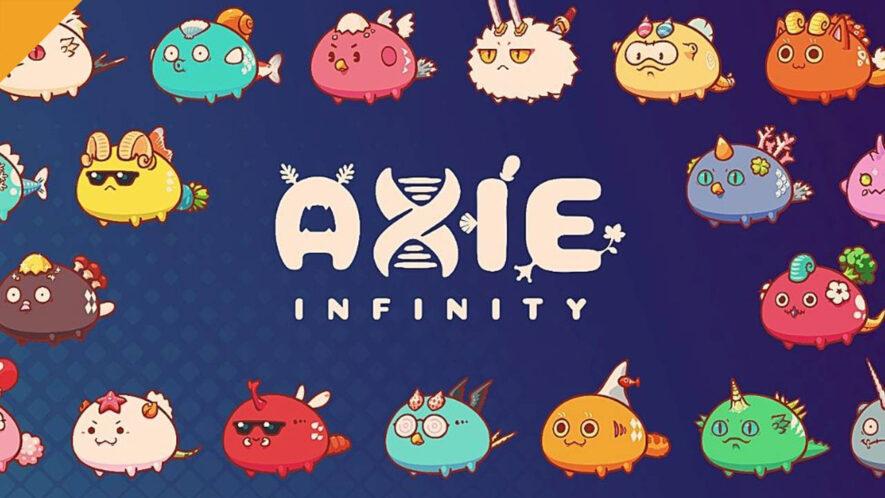 Axie Infinity Token wzrósł o ponad 700% od czerwca