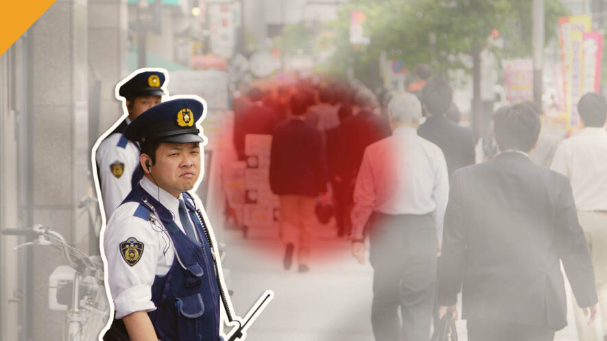 Japońska policja