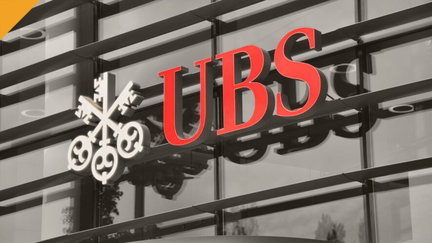 UBS o kryptowalutach