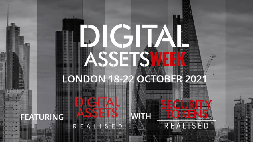 London Digital Assets Week 2021