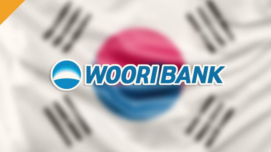 Koreański Woori Bank oferuje przechowywanie kryptowalut