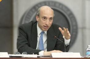 Szef SEC - Gary Gensler chce uregulować mocniej branże kryptowalut