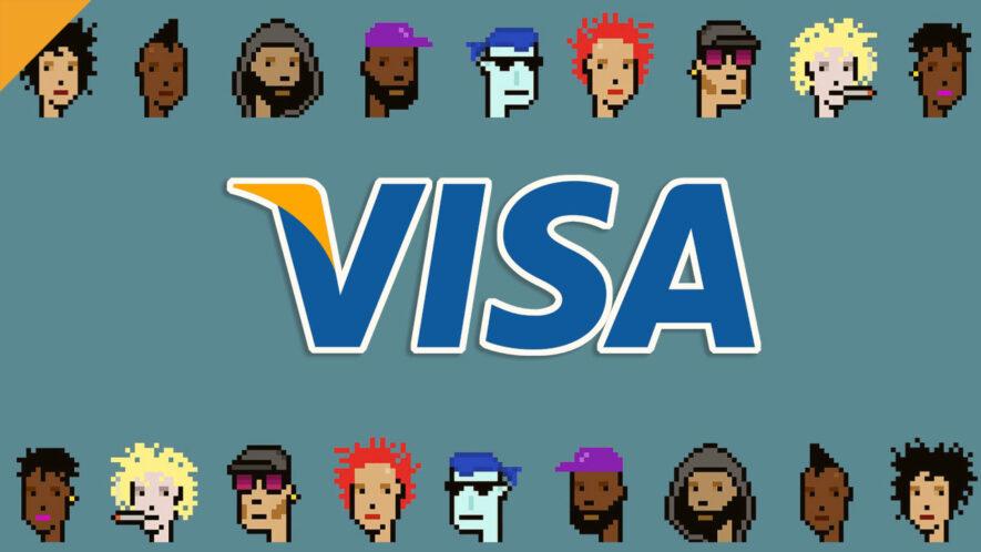 Visa kupuje CryptoPunka za 50 ETH